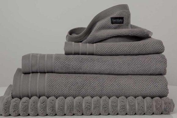 Bemboka Soft Cotton Jacquard Bath Sheet Style Temple