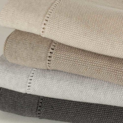 Cotton Trieste Throws and Blanklets