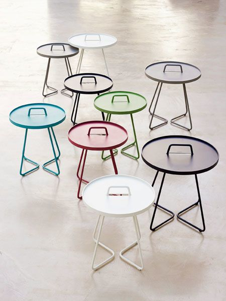 Cane Line On The Move Side Table Large Style Temple