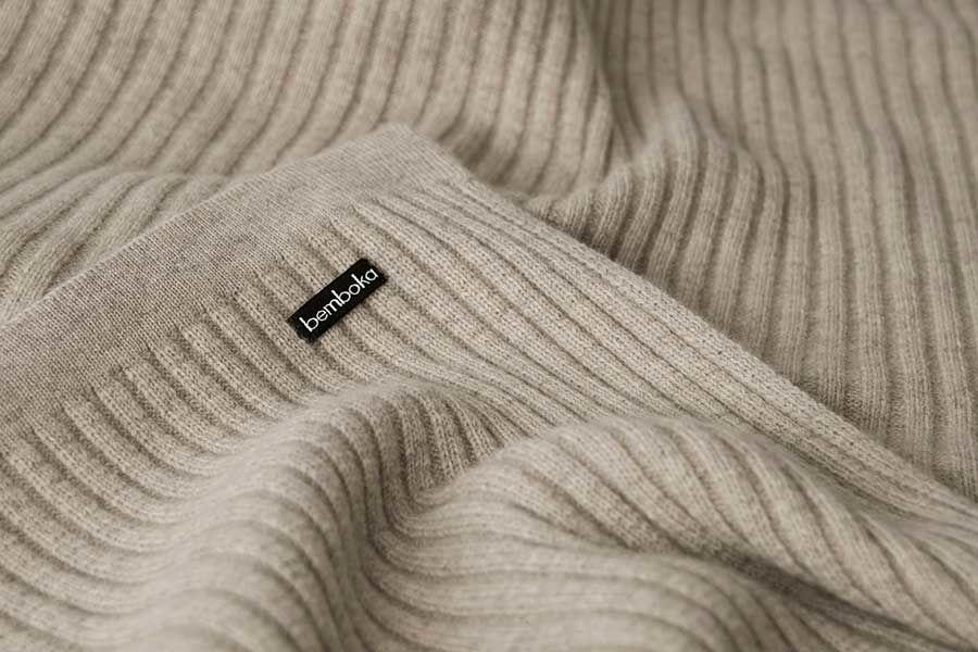 Reversible Rib Bemboka Angora Amp Merino Wool Blanket