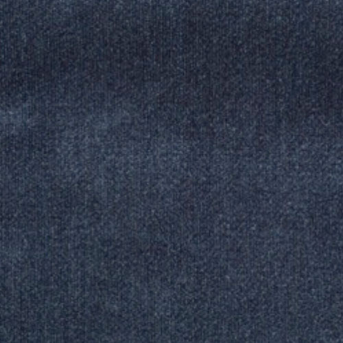 Plush Velvet in Colonial Blue